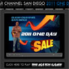 Clear Channel San Diego One Day Sale